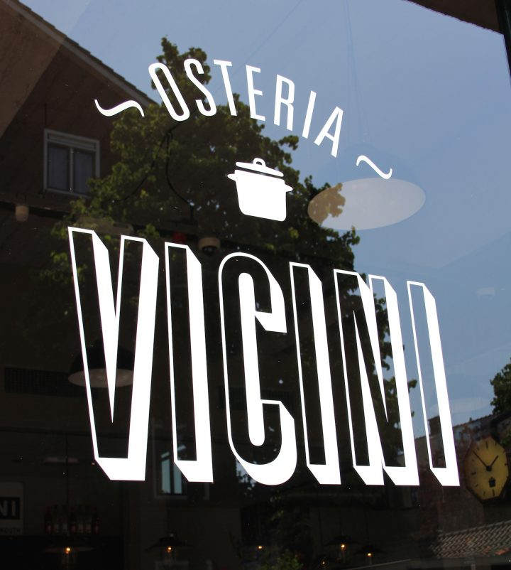 7 May '20 – Drinks and Bites -Osteria Vicini